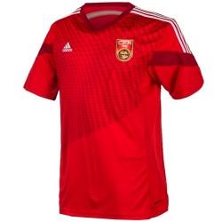China national football team Home shirt 2014/15 - Adidas