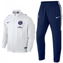 Survetement de presentation PSG Paris Saint Germain 2015/16 blanc - Nike