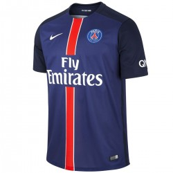 PSG Paris Saint-Germain Home Fußball Trikot 2015/16 - Nike