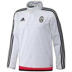 Sudadera tecnica de entreno Juventus 2015/16 - Adidas