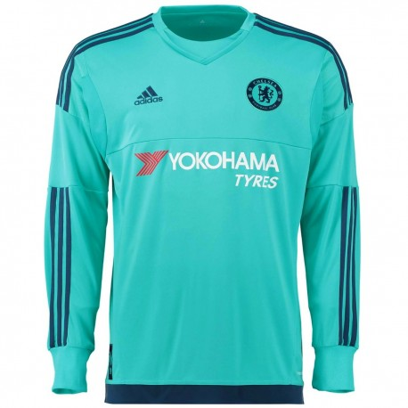 Camiseta de portero Chelsea FC Home 2015 16 - Adidas - SportingPlus ... dc60fa52c36e9
