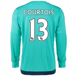 Chelsea FC goalkeeper Home shirt 2015/16 Courtois 13 - Adidas