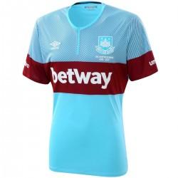 Camiseta de futbol West Ham segunda 2015/16 - Umbro
