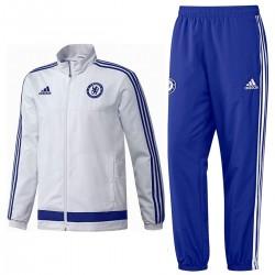 FC Chelsea Präsentation Trainingsanzug 2015/16 - Adidas