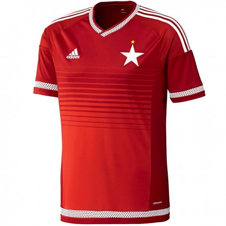 Wisla Krakow Home football shirt 2015/16 - Adidas