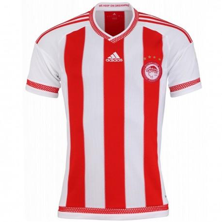 Olympiacos Piraeus FC Home football shirt 2015/16 - Adidas