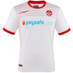 FC Kaiserslautern Away Fußball Trikot 2014/15 - Uhlsport