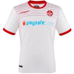 FC Kaiserslautern camiseta de futbol Away 2014/15 - Uhlsport