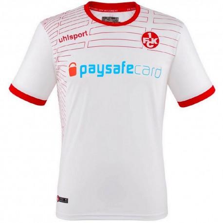 FC Kaiserslautern Away football shirt 2014/15 - Uhlsport