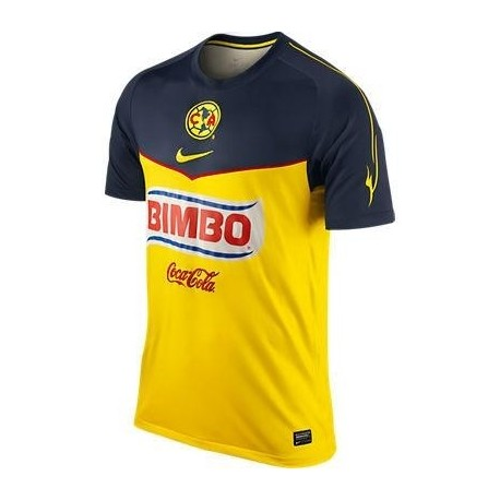 Club America Fußball Trikot 2011/12 Nike Home von