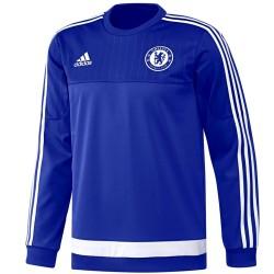 Sudadera entrenamiento FC Chelsea 2015/16 - Adidas