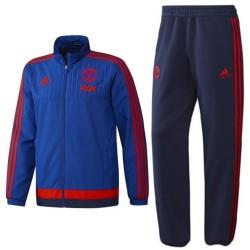 Manchester United Präsentation Trainingsanzug 2015/16 - Adidas