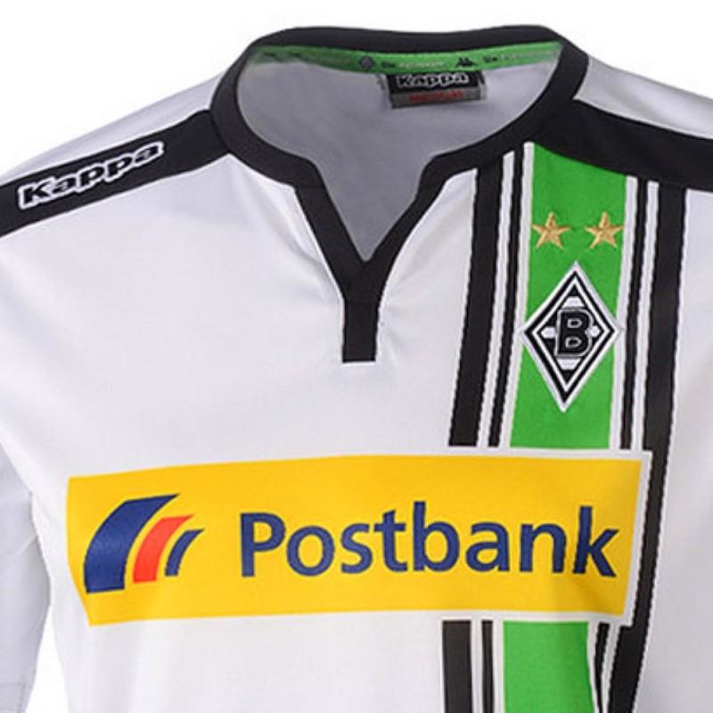 Borussia Monchengladbach primera camiseta 2015/16 - Kappa