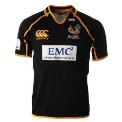 London Wasps Rugby jersey 2011/13 Home by Canterbury