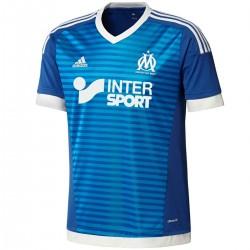 Olympique de Marsella tercera camiseta 2015/16 - Adidas