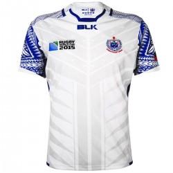 Camiseta Samoa Rugby World Cup segunda 2015/16 - BLK