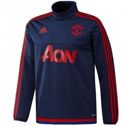 Felpa tecnica allenamento Manchester United 2015/16 - Adidas