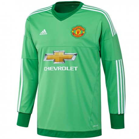 Manchester United goalkeeper Home shirt 2015/16 - Adidas