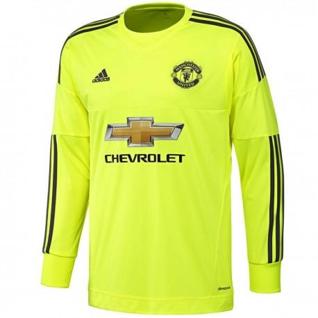 tuta calcio Manchester United portiere