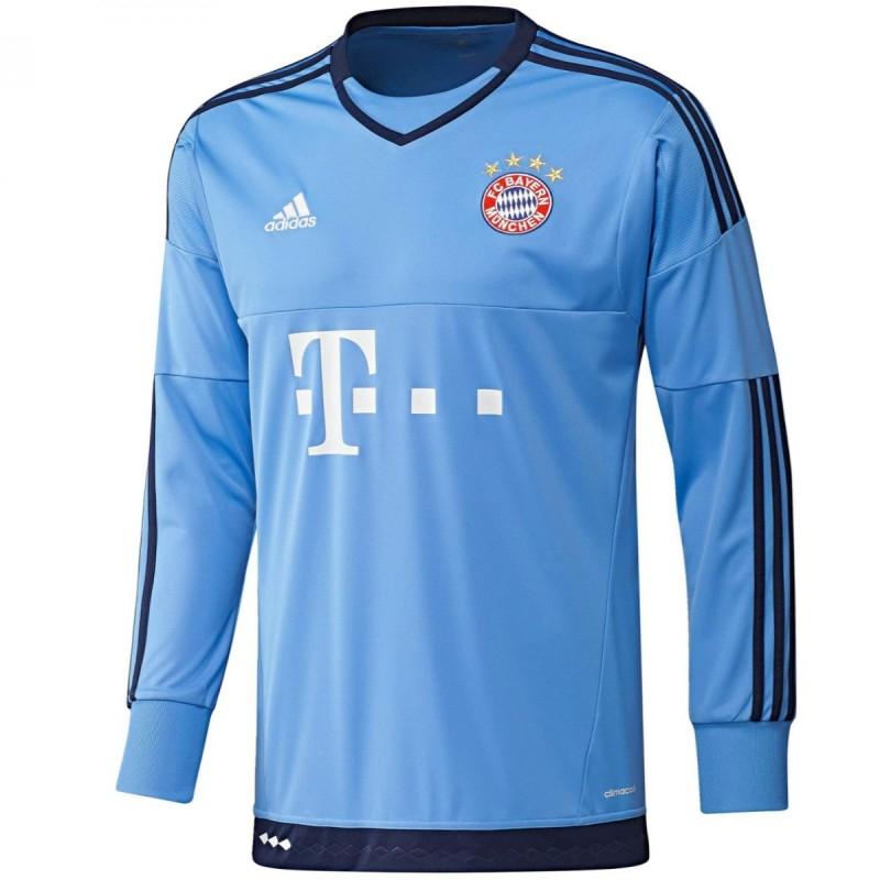 Maglia portiere Bayern Monaco Home 2015/16 - Adidas - SportingPlus.net