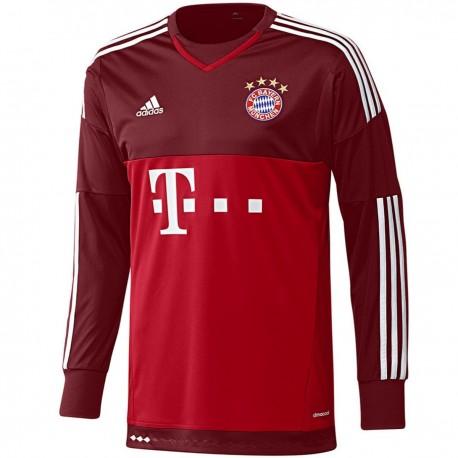 Camiseta de portero Bayern Munich segunda 2015 16 - Adidas ... cd39d826d1c9b