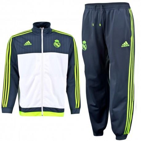 Survetement jogging d'entrainement Real Madrid 201516 Adidas