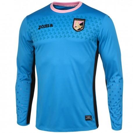 US Palermo goalkeeper Home football shirt 2015/16 - Joma