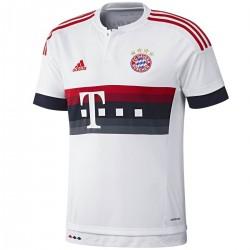 Maillot de foot Bayern Munich exterieur 2015/16 - Adidas