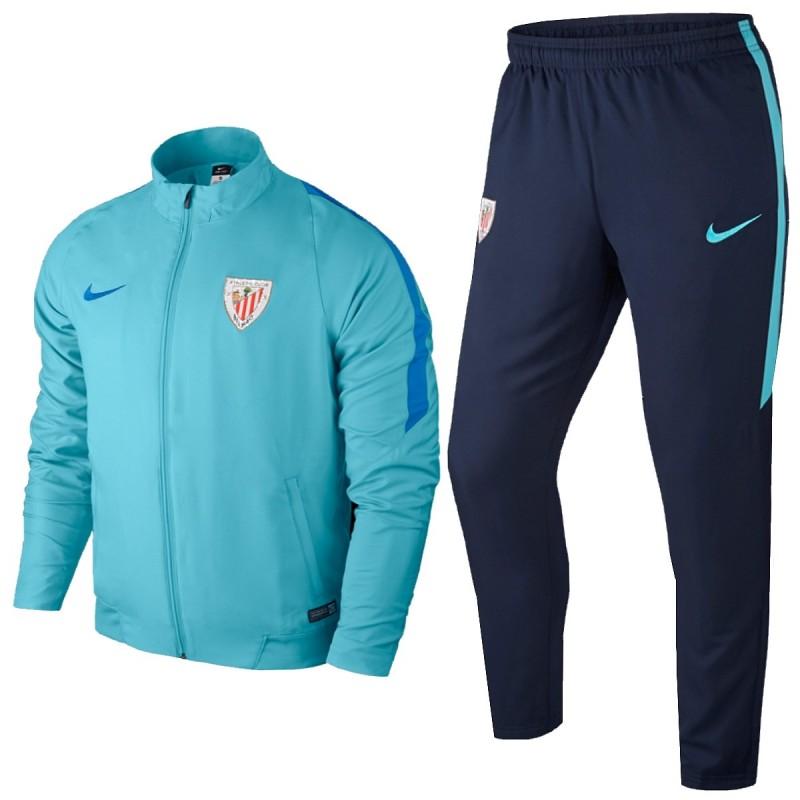 Consulado Reparación posible Deformación  Athletic Bilbao presentation tracksuit 2015/16 - Nike - SportingPlus.net
