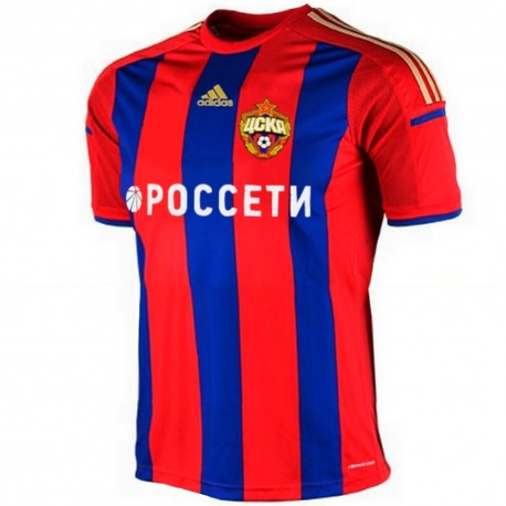 CSKA Moscow Home football shirt 2014/15 - Adidas
