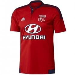 Olympique de Lyon segunda camiseta 2015/16 - Adidas