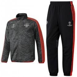 Manchester United UCL Präsentation Trainingsanzug 2015/16 - Adidas