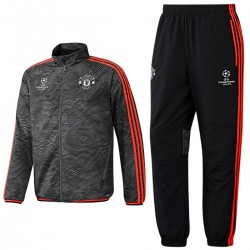 Manchester United UCL presentation tracksuit 2015/16 - Adidas