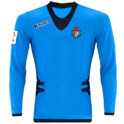 Real Valladolid primera camiseta de portero 2012/13 - Kappa