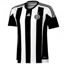 Maglia da calcio Partizan Belgrado Home 2015/16 - Adidas