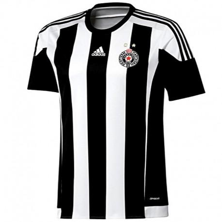 Partizan Belgrade FC Home football shirt 2015/16 - Adidas