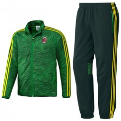 Survetement de présentation UEFA AC Milan 2015/16 - Adidas