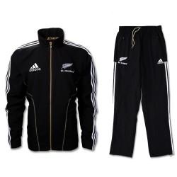 Tuta da Rappresentanza All Blacks Nuova Zelanda 11/12 Adidas