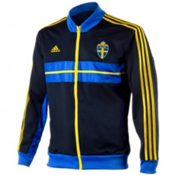 Sweden national team presentation Anthem jacket 2013/14 - Adidas