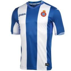 RCD Espanyol Barcelone maillot domicile 2015/16 - Joma