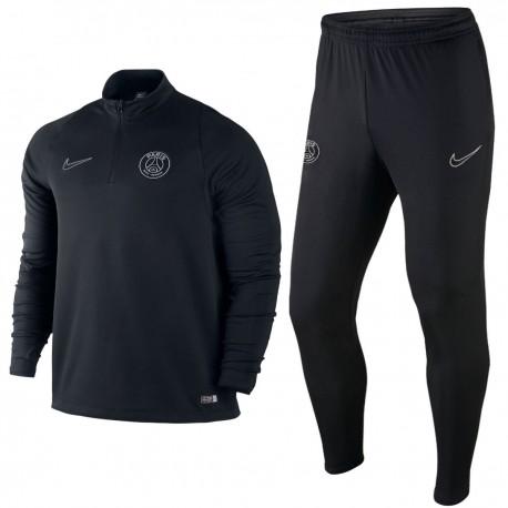 PSG Paris Saint Germain UCL technical training tracksuit 2015/16 - Nike