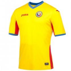 Camiseta fútbol seleccion Rumania primera 2015/16 - Joma