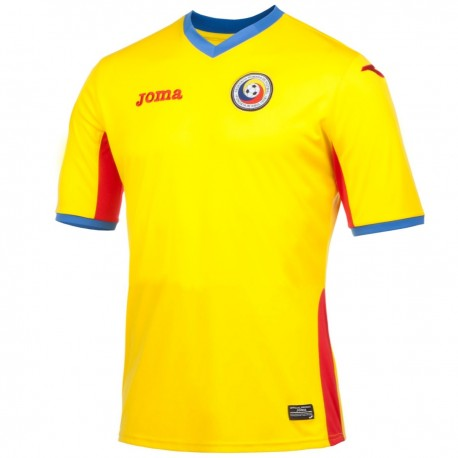 Romania National team Home football shirt 2015/16 - Joma