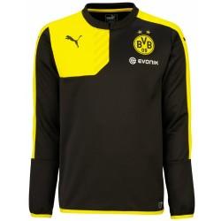 Felpa da allenamento nera BVB Borussia Dortmund 2015/16 - Puma