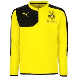 Sweat top d'entrainement Borussia Dortmund BVB 2015/16 jaune - Puma