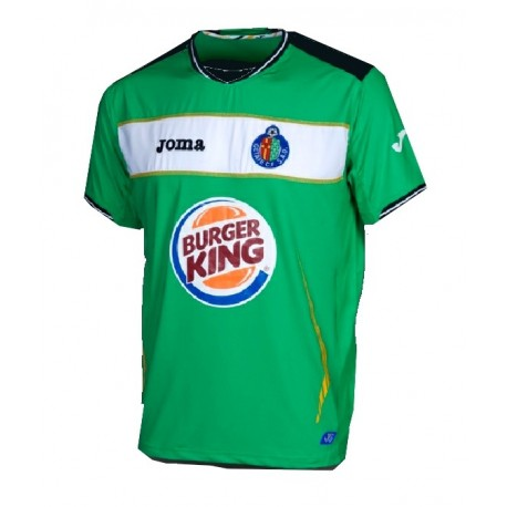 Getafe CF football third shirt 10/11 by Joma
