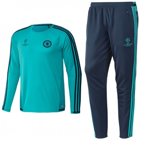 Chelsea UCL training tracksuit 2015/16 - Adidas