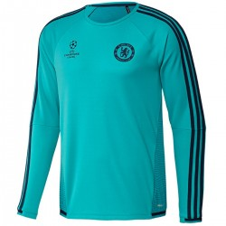 Chelsea FC UCL training lightweight sweat top 2015/16 - Adidas