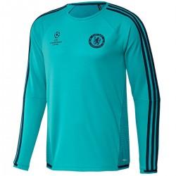 Felpa leggera allenamento Champions League Chelsea FC 2015/16 - Adidas