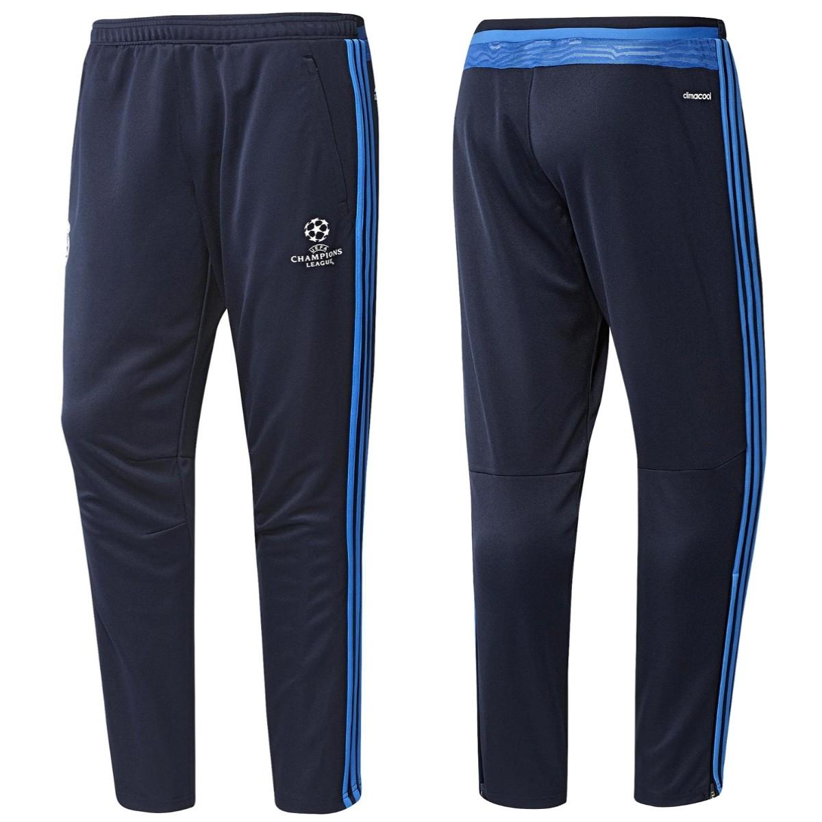 Real Madrid UCL training pants 201516 Adidas